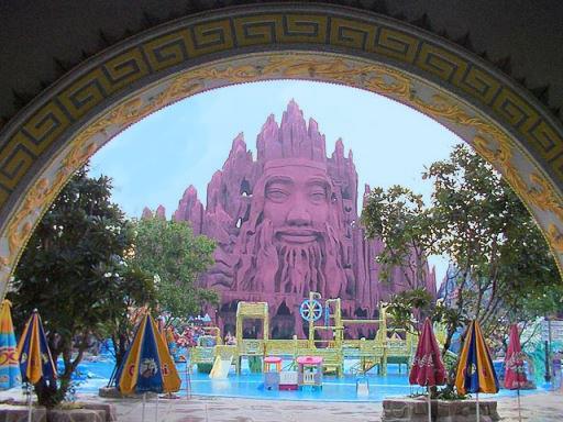 Suối Tiên Amusement Park