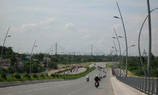 Thu Thiem Bridge
